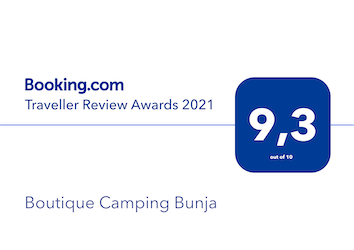 Booking.com Traveller Review Awards 2021 - 9,3/10