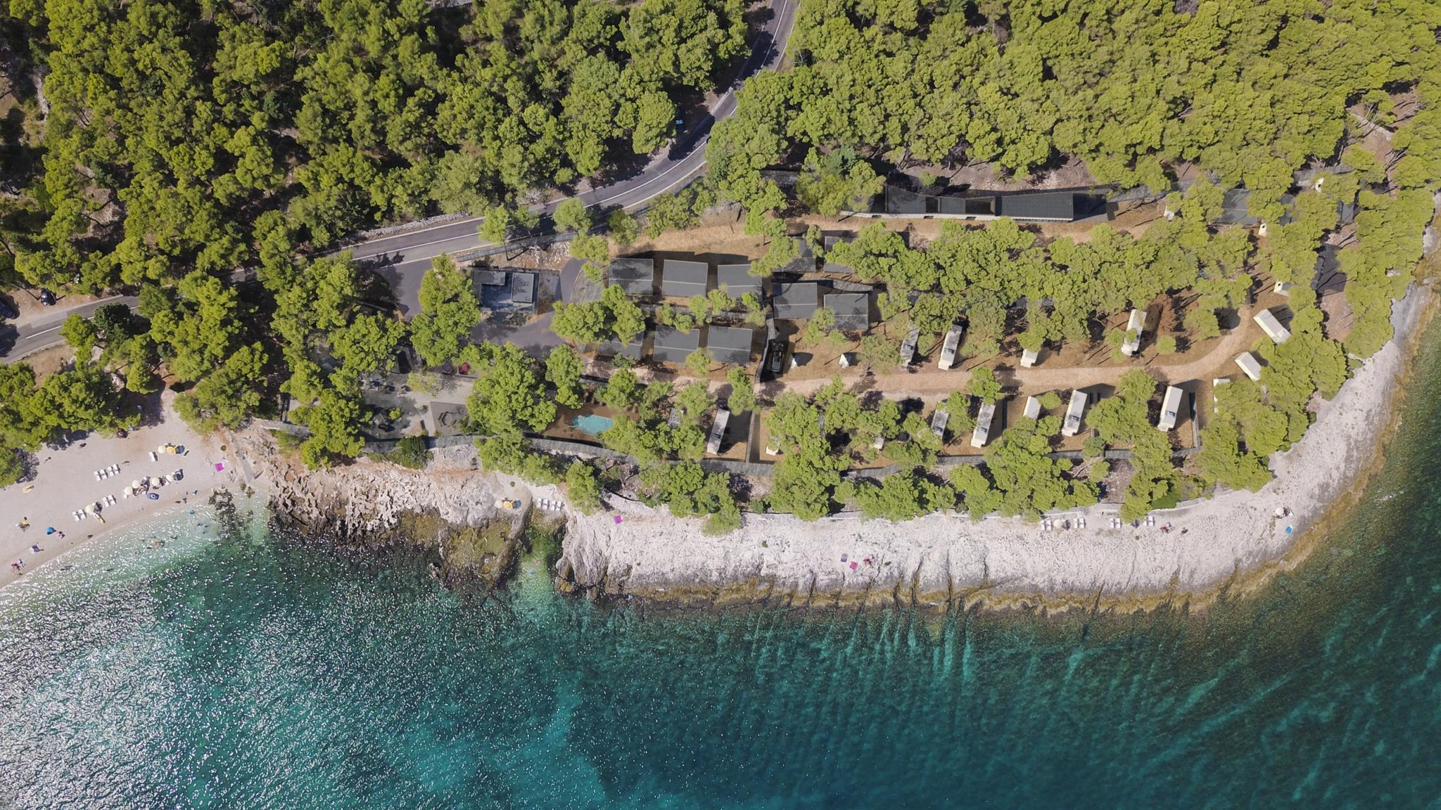 Auto kampovi u dalmaciji