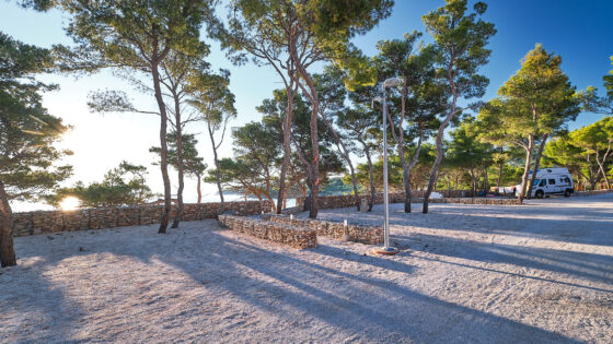Campsites in Croatia
