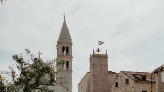 Zvonik crkve Sv. Petra