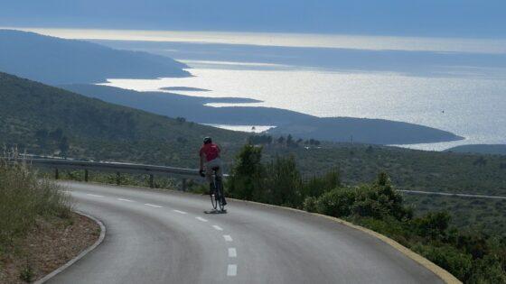 Cycling tour Island Brac